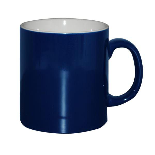 Bekijk de Kitty blauw-wit 30 cl. Mokken