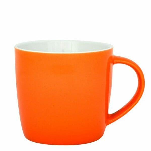 Bekijk de Duran kop oranje-wit 32 cl