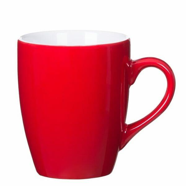 Bekijk de Kazik kop rood-wit 32 cl