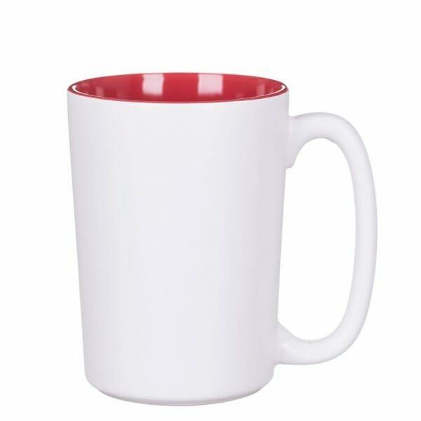 Bekijk de Quick kop wit-rood 38 cl