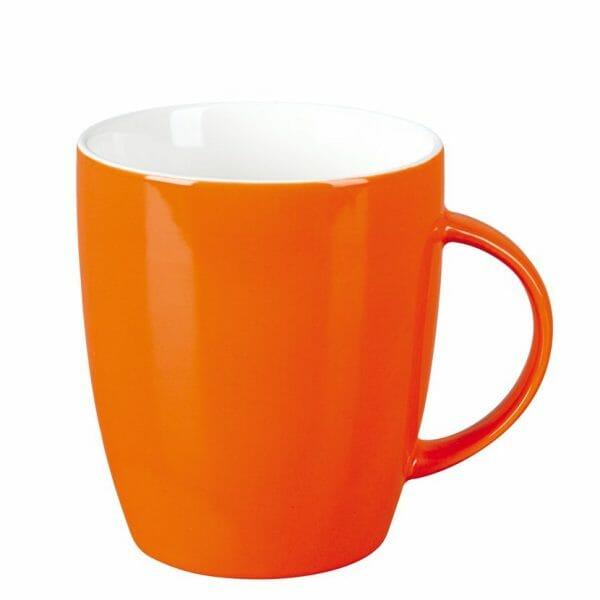 Bekijk de Specta kop oranje-wit 30 cl