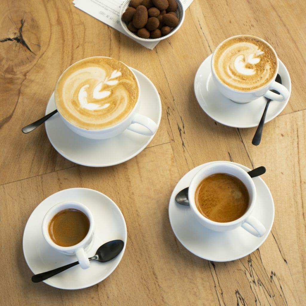 Barista koffiekopjes bedrukken