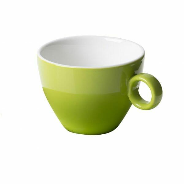 Bekijk de Bart Cappuccino Kop groen 23 cl. Koppen en schotel Los