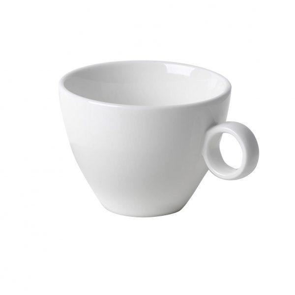 Bekijk de Bart Cappuccino Kop off-white 23 cl. Koppen en schotel Los