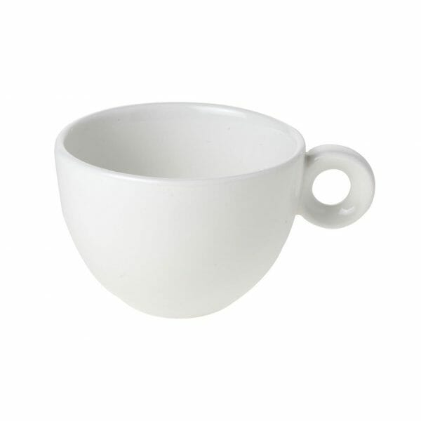 Bekijk de Bola Cappuccino Kop wit 20 cl. Koppen en schotel Los