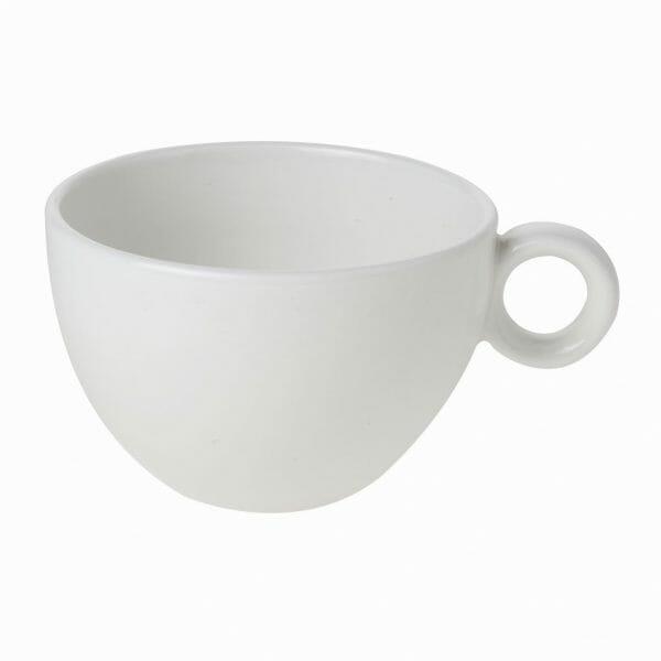 Bekijk de Bola Koffie Verkeerd Kop wit 28 cl. Koppen en schotel Los