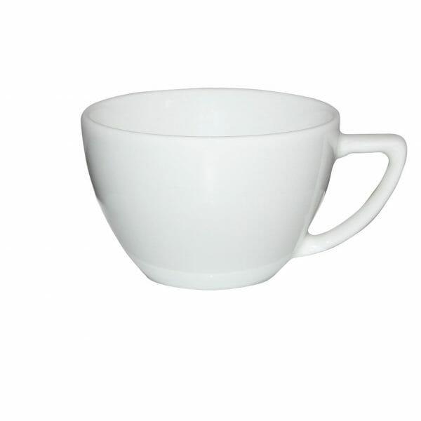 Bekijk de Classic Cappuccino Kop wit 20 cl. Koppen en schotel Los