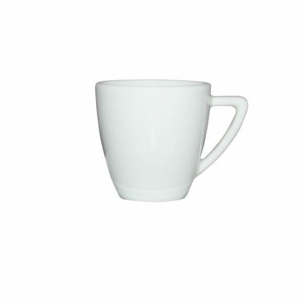 Bekijk de Classic Espresso Kop wit 7 cl. Koppen en schotel Los