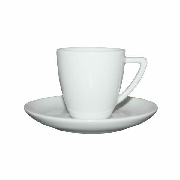 Bekijk de Classic Espresso wit 7 cl. SET Kop en schotel Sets