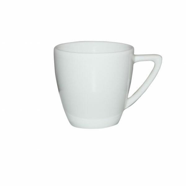 Bekijk de Classic Koffie Kop wit 15 cl. Koppen en schotel Los