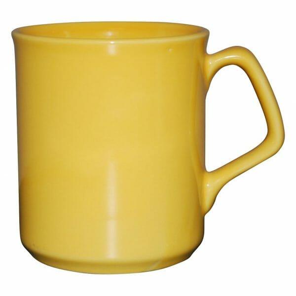 Bekijk de Ilse mok geel 25 cl. Mokken