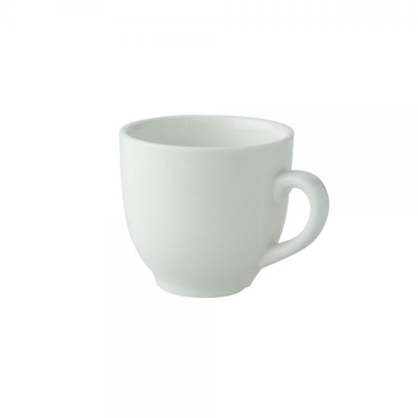 Bekijk de Kop 14 cl koffie ivoor Robusta