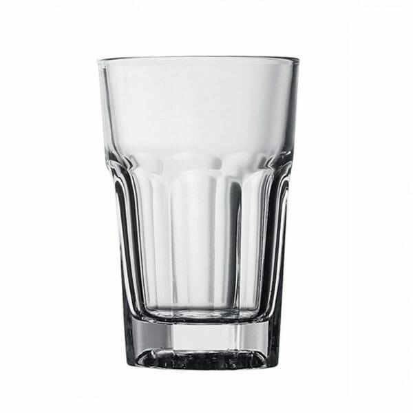Bekijk de Latte Macchiato laag 30 cl. (120 mm) Theeglazen en hotdrinks