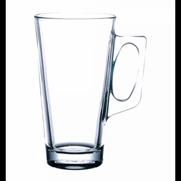 Bekijk de Latte macchiato glas 38 cl Vela