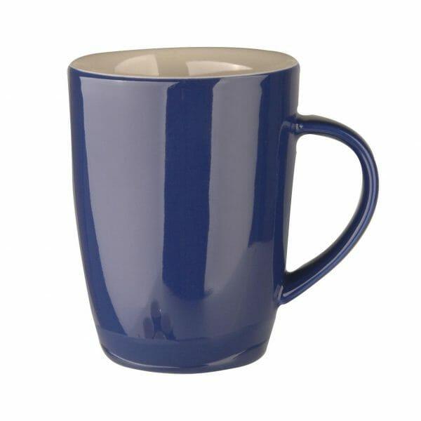 Bekijk de Robusta mok blauw 18 cl. Mokken