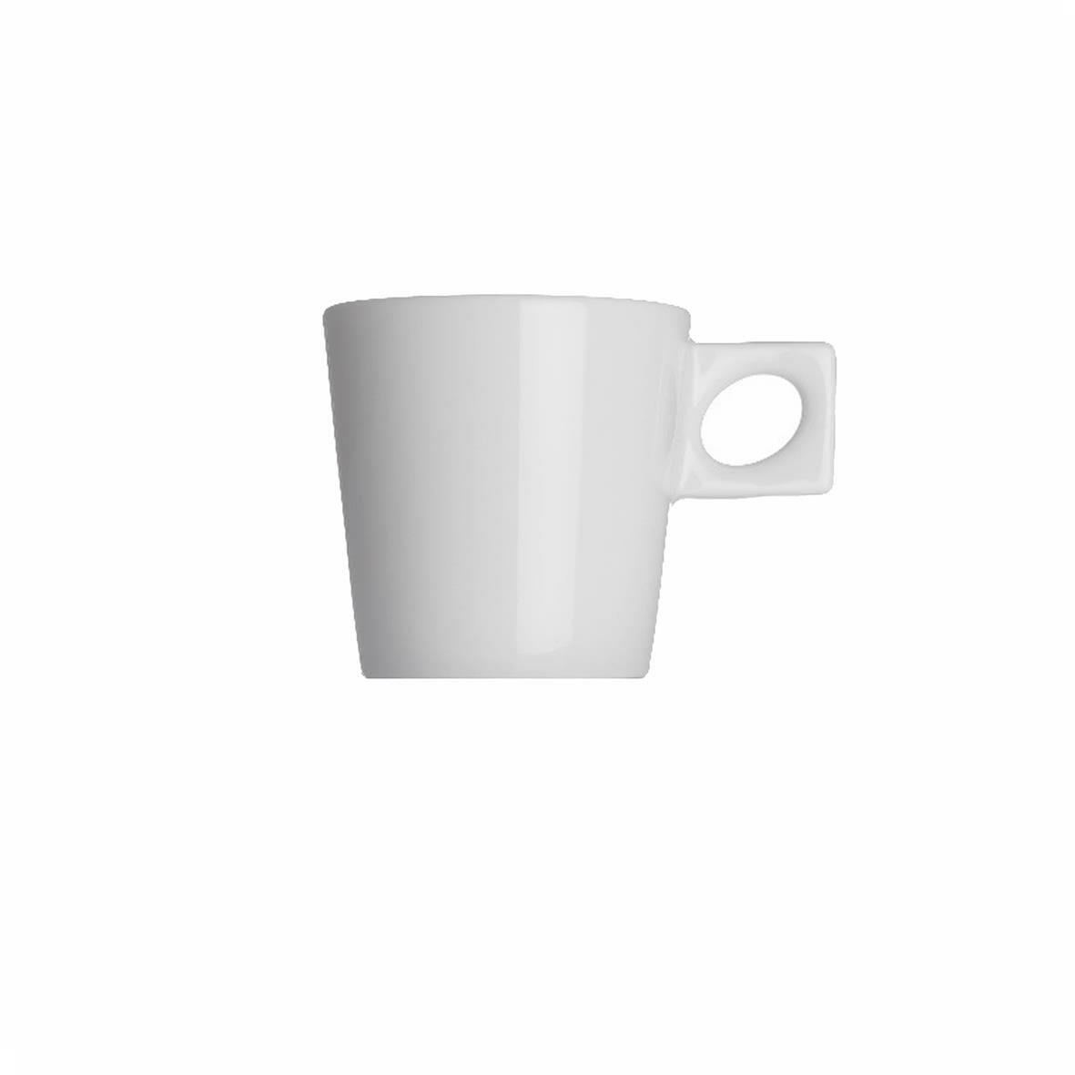 espresso kopjes wit