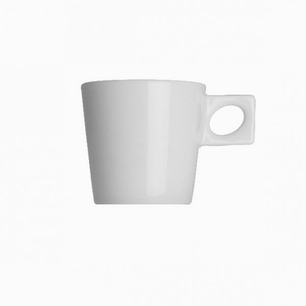 Bekijk de Walkure NY Koffie Kop wit Koppen en schotel Los