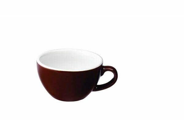 Egg Cappuccino Kop 20 cl. Bruin