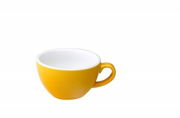 Egg Cappuccino Kop 20 cl. Geel