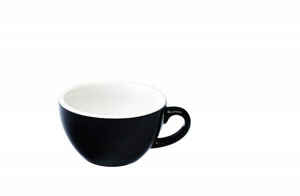 Egg Cappuccino Kop 20 cl. Zwart