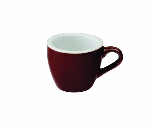 Egg Espresso Kop 8 cl. Bruin