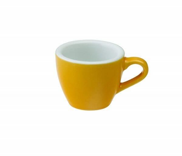 Egg Espresso Kop 8 cl. Geel