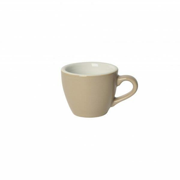 Egg Espresso Kop 8 cl. Taupe