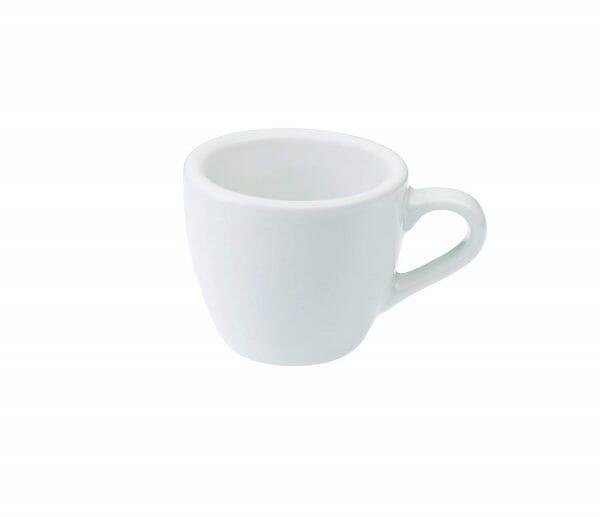 Egg Espresso Kop 8 cl. Wit