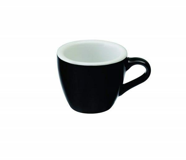Egg Espresso Kop 8 cl. Zwart