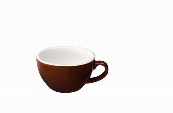 Egg Koffie Kop 15 cl. Bruin