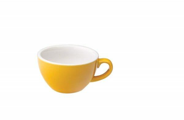 Egg Koffie Kop 15 cl. Geel