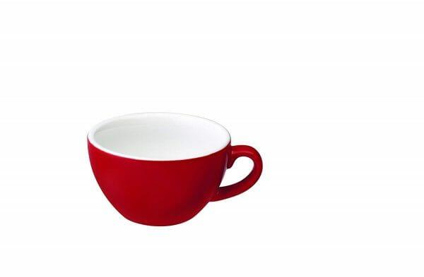 Egg Koffie Kop 15 cl. Rood