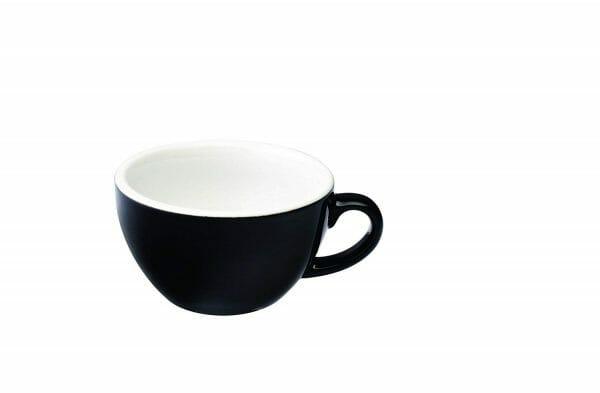 Egg Koffie Kop 15 cl. Zwart
