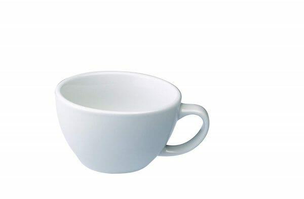 Egg Latte Kop 30 cl. Wit