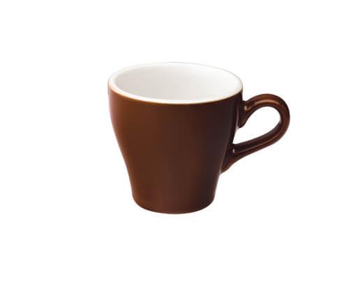 Tulip Koffie Kop 18 cl. Bruin