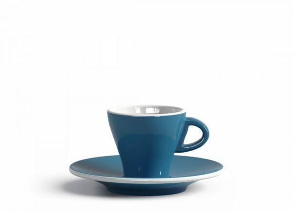 Gardenia Espresso kop en schotel Licht blauw 6