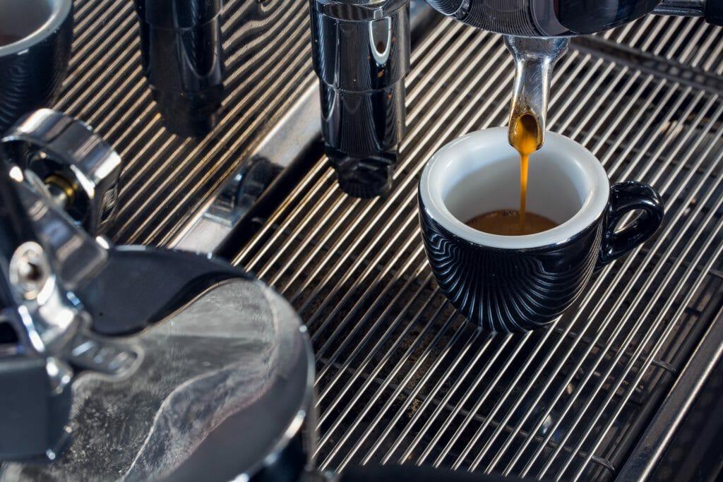Dikwandige espresso kop van Club House